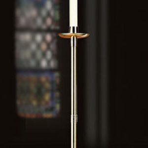 Brass Paschal Candlestick
