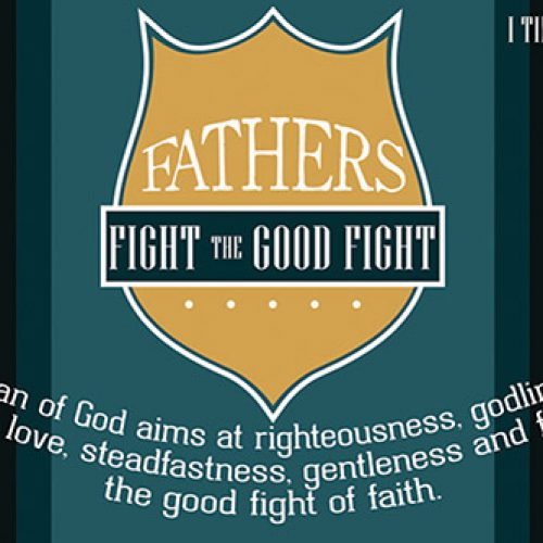 Pass It On – The Good Fight