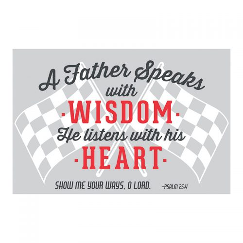 Pass-it-On – A Father Speaks with Wisdom