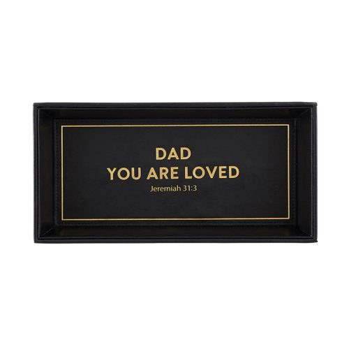 10″ x 5″ Valet Tray-C – Dad You Are Loved