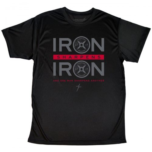 Iron Sharpens Iron – Active