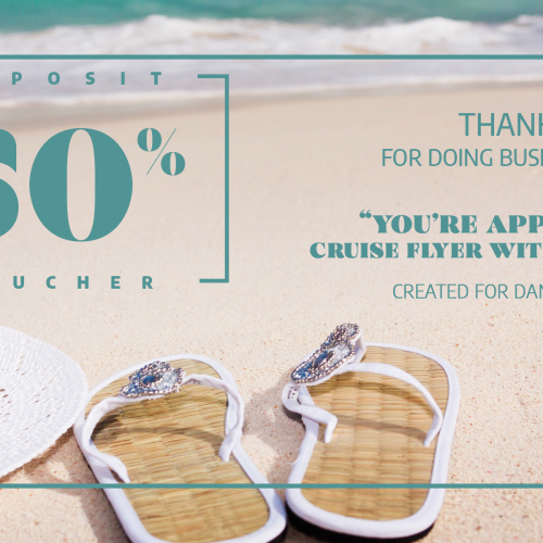 Protected: 50% Deposit – You're Appreciated Cruise