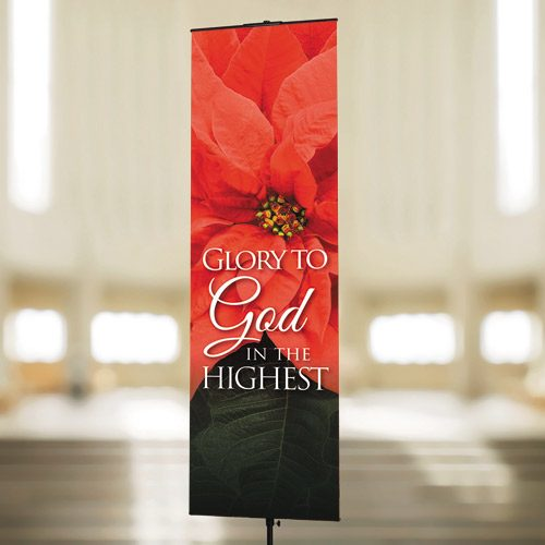 Glory to God in the Highest – Banner